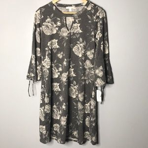 Westport Gray Dress NWT